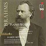 Brahms: Complete Piano Music 4