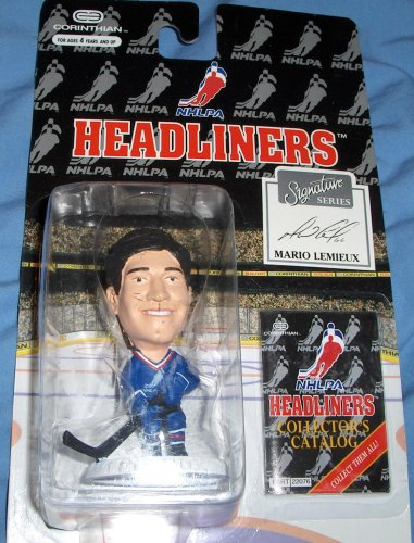 Picture of Corinthian 1997 MARIO LEMIEUX HEADLINERS Figure (B000KIAYOO) (Corinthian Action Figures)