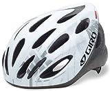 Giro Transfer Helmet - White/Silver Lines