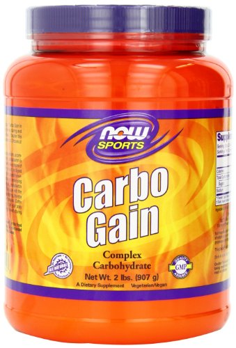 Now Foods Carbo Gain, 2-pound (Cb 1 Weight Gainer compare prices)