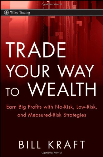Trade Your Way to Wealth: Earn Big Profits with No-Risk, Low-Risk, and Measured-Risk Strategies (Wiley Trading)