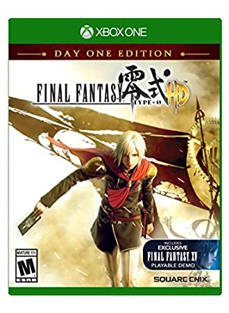 Final Fantasy Type-0 HD - Xbox One