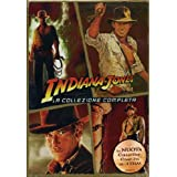 Indiana Jones Quadrilogia (5 Dvd)di Sean Connery