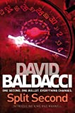 David Baldacci Split Second (King & Maxwell 1)