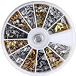 600 pcs 3D Design Nail Art Different...