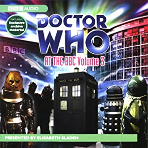 Doctor Who at The BBC: Volume 3: At the BBC Volume 3 | [BBC Audiobooks]