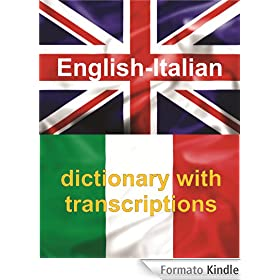 ENGLISH-ITALIAN Dictionary With Transcriptions