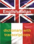 ENGLISH-ITALIAN Dictionary With Trans...