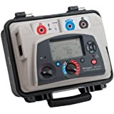 Megger MIT1525-US Megger Insulation Tester, LCD with Backlight Display, 15 kV