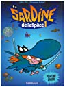Sardine de l'Espace - Dargaud  1 : Platine laser