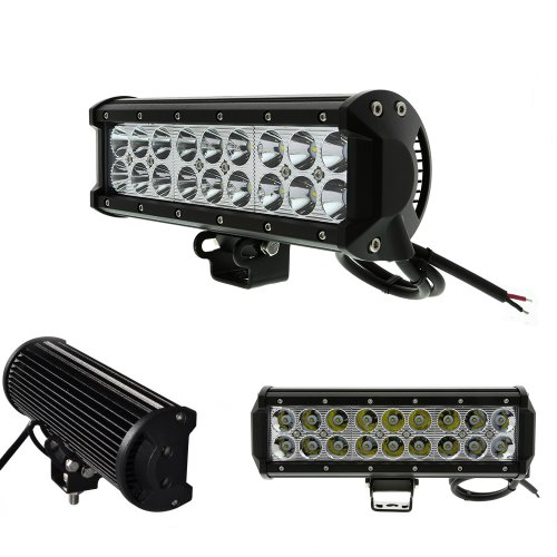 Woputuo 54W Cree Led Work Light Car Head Lamp 9-32V Off Road Floodlight,4X4,Atv,Suv,Ute,Cabin Boat,Truck