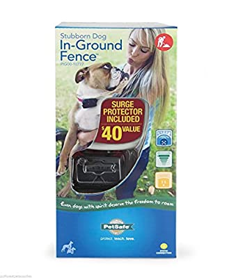 PetSafe Stubborn Dog In-Ground Fence - Factory Grade PIG00-10777
