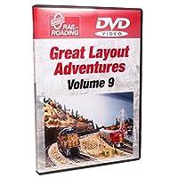 Great Layout Adventures Vol. 9