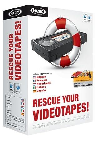 Magix Rescue Your Videotapes 3 (Mac)