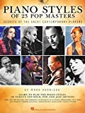 img - for Piano Styles of 23 Pop Masters: Secrets of the Great Contemporary Players (Book/CD) book / textbook / text book