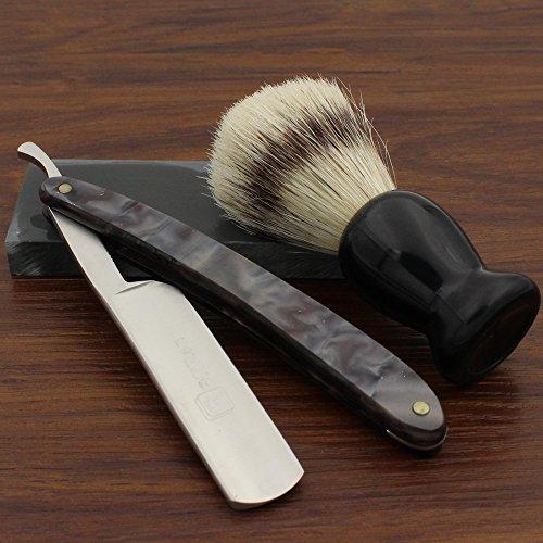 vintage-design-barber-cut-throat-black-gray-acrylic-handle-straight-razor-widen-stainless-steel-blad