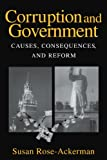 img - for Corruption and Government: Causes, Consequences, and Reform book / textbook / text book