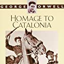 Homage to Catalonia Audiobook by George Orwell Narrated by Frederick Davidson