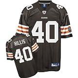 Reebok Cleveland Browns Peyton Hillis Youth Replica Jersey Extra Large