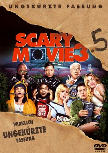 Scary Movie 3.5 (Special Unrated Version, Collector's Series)