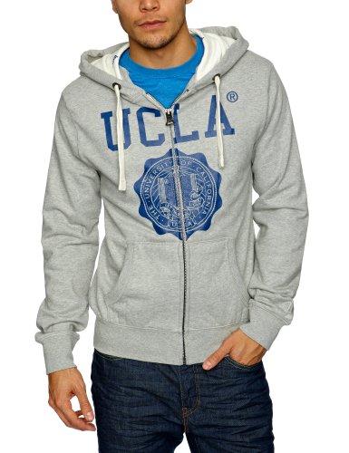 UCLA Kaufman Men's Sweatshirt Grey Marl X-Large