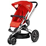 Quinny Buzz 3 Pushchair Red Revolution