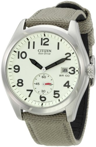 Citizen Men's BV1080-18A Sport Eco-Drive Strap Watch