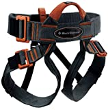 Black Diamond climbing belt Vario Speed grey