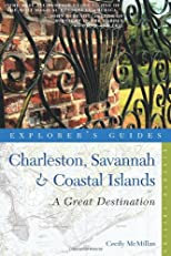 Charleston, Savannah & the Coastal Islands