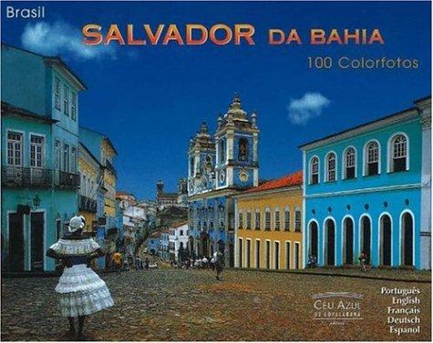Salvador Da Bahia (Brazil - Pocket Edition)