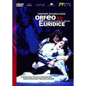 グルック:歌劇「オルフェオとエウリディーチェ」 [DVD]