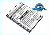 Battery for O2 XDA II, 3.7V, 1400mAh, Li-Polymer