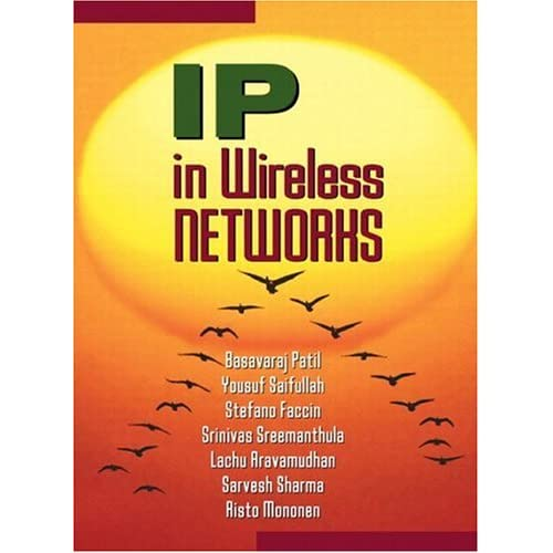 IP in Wireless Networks