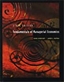 Fundamentals of Managerial Economics (Dryden Press Series in Economics) (0030233666) by Hirschey, Mark