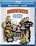 Hoodwinked Blu-Ray