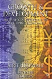 img - for Growth and Development: With Special Reference to Developing Economies book / textbook / text book