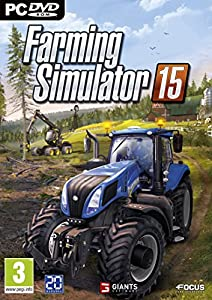 farming simulator 15 pc jeux vid o. Black Bedroom Furniture Sets. Home Design Ideas