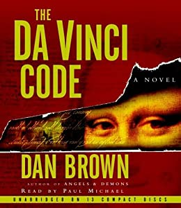 "Cover of ""The Da Vinci Code"""
