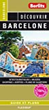 echange, troc Berlitz - Barcelone - Plan de Barcelone et de son centre-ville