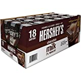 Hershey's Chocolate Milk, 8 Ounce (Pack of 18)