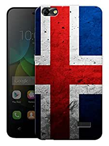"Humor Gang Iceland Flag Printed Designer Mobile Back Cover For ""Huawei Honor 4C"" (3D, Matte, Premium Quality Snap On Case)"