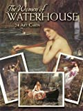 img - for The Women of Waterhouse: 24 Cards (Dover Postcards) book / textbook / text book