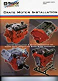 img - for Mopar Performance Crate Motor Installation (Parts) book / textbook / text book