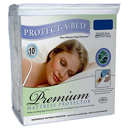 Protect A Bed Premium Waterproof Mattress Protector Full Extra