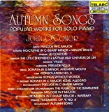 Autumn Songs: Popular Works for Solo Piano