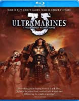 Ultramarines Warhammer Blu-ray from Starz / Anchor Bay