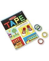 Melissa & Doug Tape Activity Book