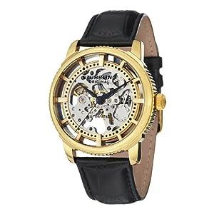 Stuhrling Original Men's Classic Automatic Skeleton Watch