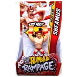 Sheamus WWE Rumblers Rampage Action Mini Figure