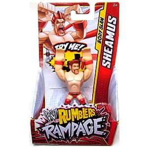 Mattel WWE Rumblers Rampage Action Figures Sheamus